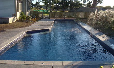 Swimming pools nz pictures for Swimming pool design new zealand