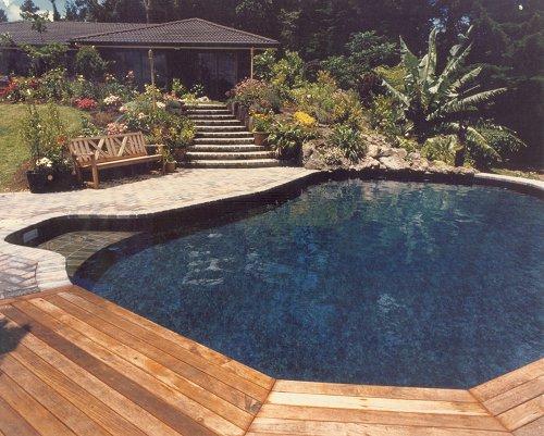 Kidney Shaped Pools Pleasure Pools